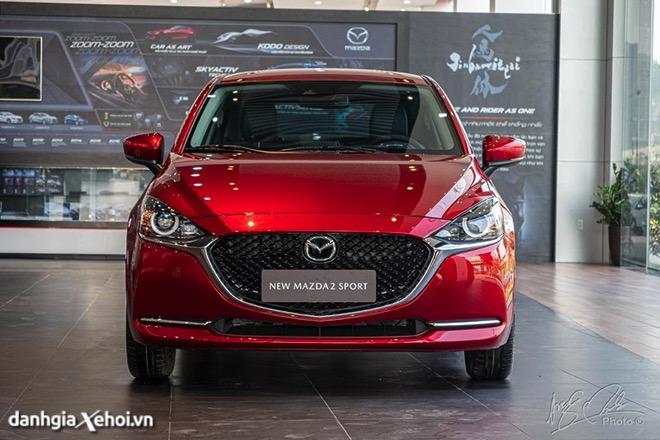 Đánh giá xe Mazda 2 2022 – chọn Mazda 2 hay Toyota Vios?