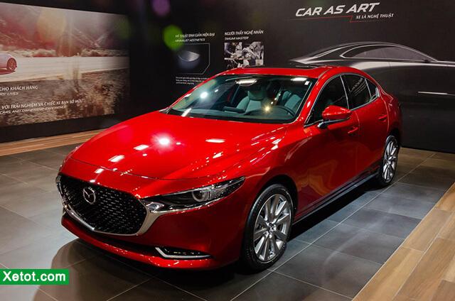 Đánh giá Mazda 3 2022, Xe sedan cỡ C bán chạy nhất phân khúc