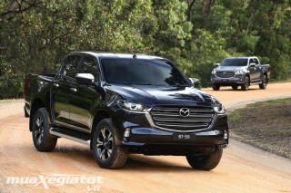 Đánh giá xe bán tải Mazda BT50 2022: Sự đột phá trong thiết kế và động cơ