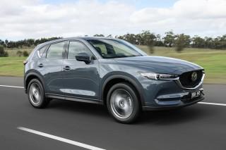 Mazda CX-50 2022: Thay đổi mạnh về ngoại hình và động cơ để thách đấu BMW X4