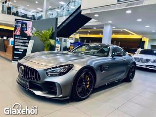 Đánh giá xe Mercedes-AMG GT R 2022 - Siêu phẩm dành cho tín đồ mê tốc độ