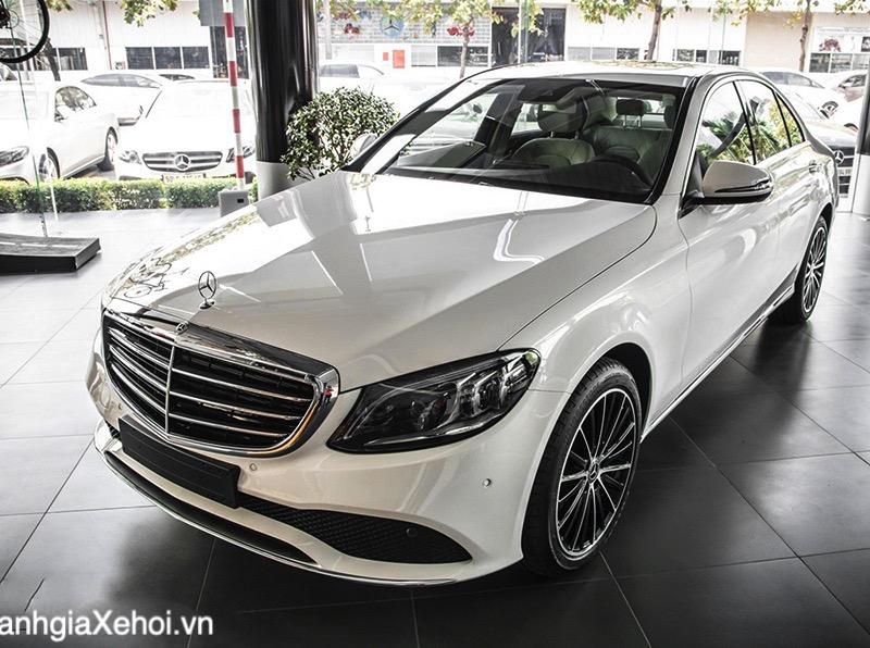 Đánh giá xe Mercedes C200 Exclusive 2022: Những cải tiến vượt bậc