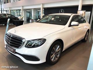 Đánh giá xe Mercedes E200 2022: Mê hoặc từ cái nhìn đầu tiên