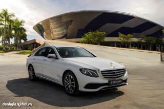 Đánh giá xe Mercedes E200 Exclusive 2022: cái tên sáng giá trong phân khúc sedan hạng sang cỡ trung