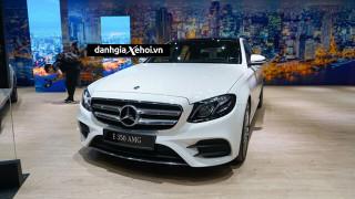 Đánh giá xe Mercedes E350 AMG 2022, Tiện ích và đẳng cấp được giữ vững
