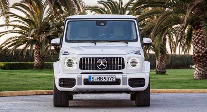 Đánh giá xe Mercedes G63 AMG 2022 - Mẫu SUV 5 chỗ đậm chất thể thao