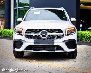 Đánh giá xe Mercedes GLB 200 AMG 2022 - Tân binh mới tại phân khúc SUV 7 chỗ hạng sang