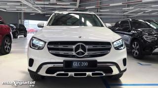 Đánh giá xe Mercedes GLC 200 2022 - Ngập tràn yếu tố công nghệ