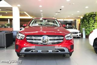 Đánh giá xe Mercedes GLC 200 4Matic 2022 - Mạnh mẽ và cứng cáp hơn