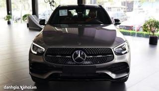 Đánh giá xe Mercedes GLC 300 4Matic 2022: Mẫu SUV hấp dẫn nhất hiện nay