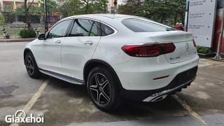 Đánh giá xe Mercedes GLC 300 4Matic Coupe 2022 - thể thao và khỏe khoắn trong từng đường nét