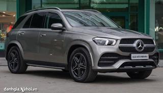 Đánh giá Mercedes GLE 450 4Matic 2022: Chuẩn mực xuất sắc của dòng xe hạng sang