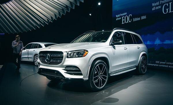 """Đánh giá xe Mercedes GLS 2022 - Trùm cuối SUV nhà """"Mẹc"""" sẵn sàng bùng nổ thị trường"""
