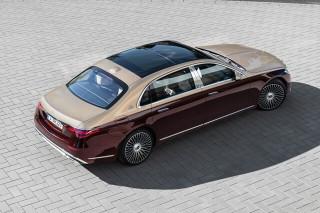 Đánh giá xe Mercedes-Maybach S580 4Matic 2022 - Phiên bản nâng cấp với nhiều thay đổi