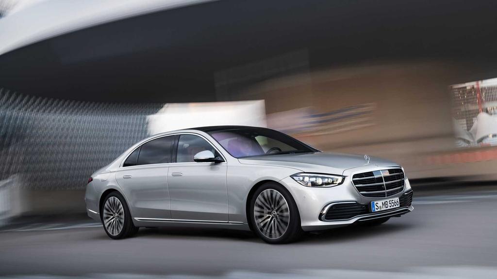 Đánh giá xe Mercedes S-Class 2022 – Bá chủ phân khúc sedan hạng sang cao cấp