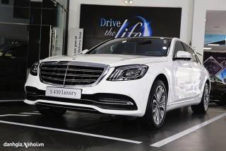 Đánh giá xe Mercedes S450 Luxury 2022 - Thiết kế hiện đại, đậm chất thời thượng