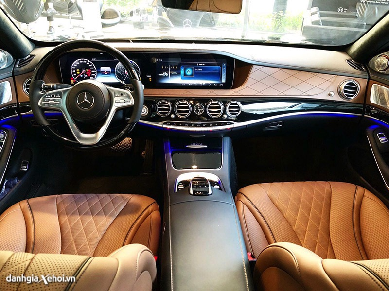 noi-that-xe-mercedes-s450-2021-luxury-danhgiaxehoi-vn