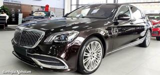 """Đánh giá xe Mercedes S450 Maybach 2022, """"Viên ngọc sáng"""" trong phân khúc xe cao cấp"""