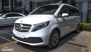 Đánh giá Mercedes V250 Luxury 2022 - Mẫu MPV đa dụng hạng sang không thể bỏ qua