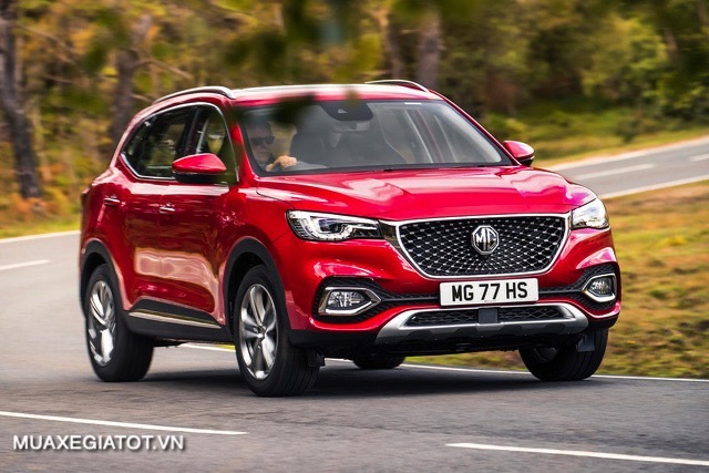 Đánh giá xe MG HS 2022, Tân binh sắp ra mắt thị trường Việt Nam