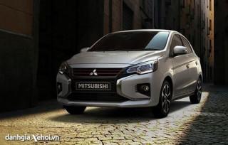 Đánh giá Mitsubishi Attrage 2022 – Thay đổi muộn màng?