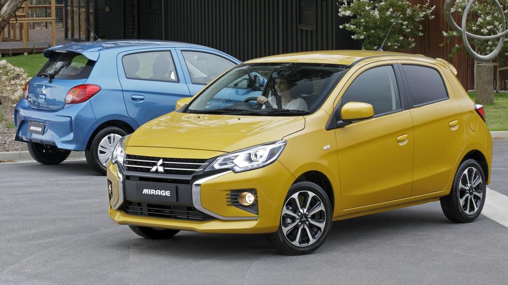 Đánh giá xe Mitsubishi Mirage 2022: Tân binh mang tham vọng làm khuynh đảo phân khúc xe hạng A