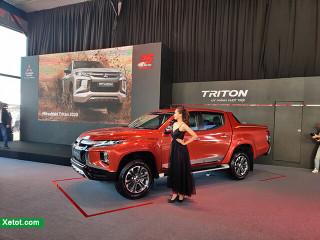 """Đánh giá xe Mitsubishi Triton 2022, xe bán tải mạnh mẽ """"chất"""""""