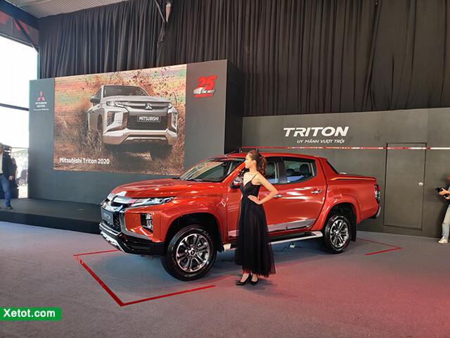 """Đánh giá xe bán tải Mitsubishi Triton 2022, bán tải mạnh mẽ """"chất"""""""