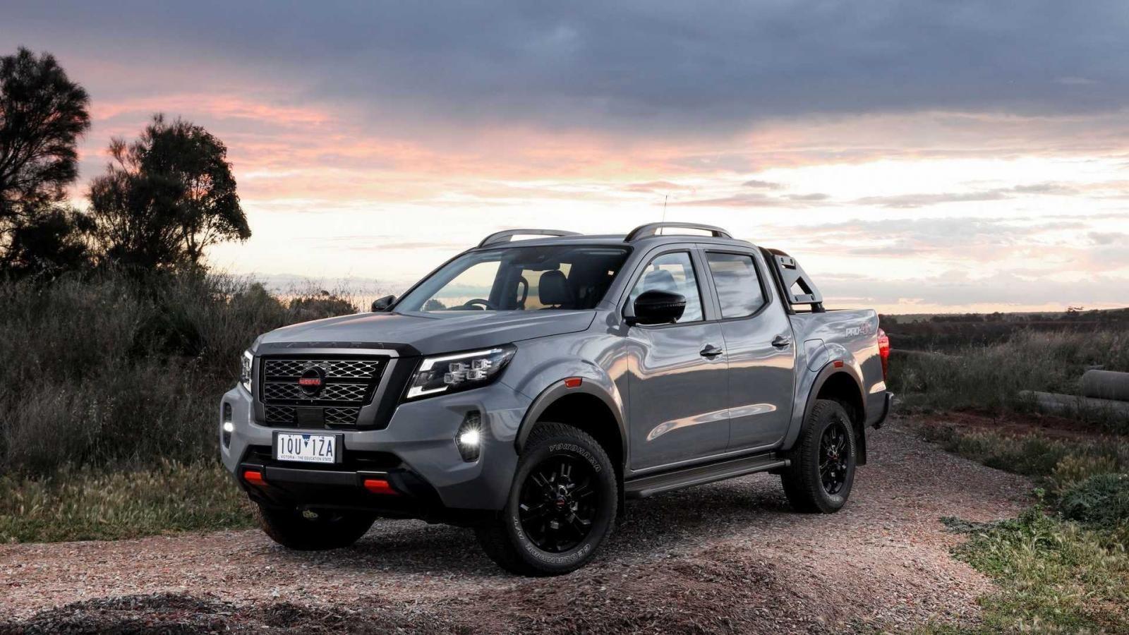Nissan Navara 2022 ra mắt thị trường Việt – Phiên bản cao cấp đấu Ranger Wildtrak