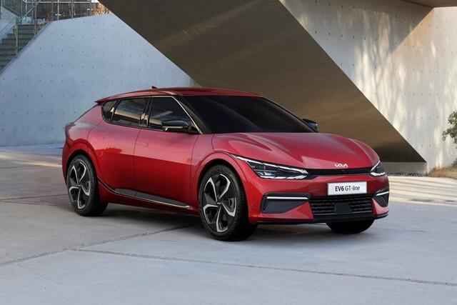Đánh giá xe ô tô điện Kia EV6 2022 - Chiếc xe điện có hiệu suất cao ấn tượng