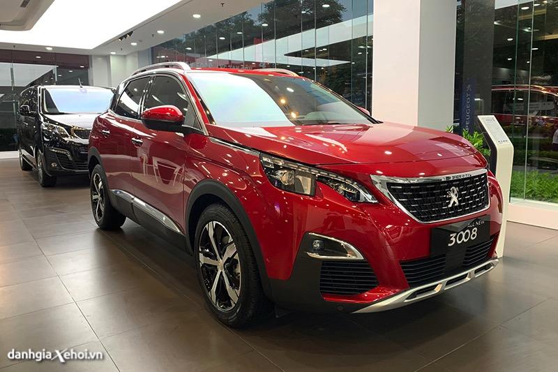 Đánh giá xe Peugeot 3008 2022 - Mẫu SUV 5 chỗ có sức hút mạnh mẽ nhất phân khúc