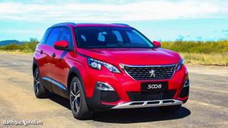 Đánh giá xe Peugeot 5008 2022 - Vì sao nên lựa chọn?