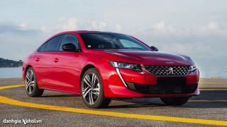 Đánh giá xe Peugeot 508 2022 - Thế hệ thứ 2 với nhiều thay đổi