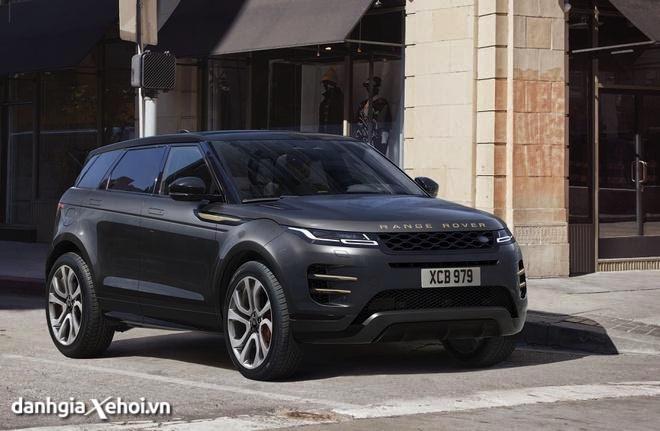 Đánh giá xe Range Rover Evoque 2022 – Tham vọng lấy lại thị phần đã mất