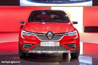 Đánh giá xe Renault Arkana 2022 – Mẫu xe đánh dấu sự quay trở lại của hãng xe Pháp