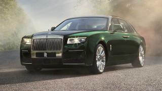 Đánh giá xe Rolls-Royce Ghost EWB 2022 ra mắt tại Thái Lan, giá từ 27,5 tỷ đồng
