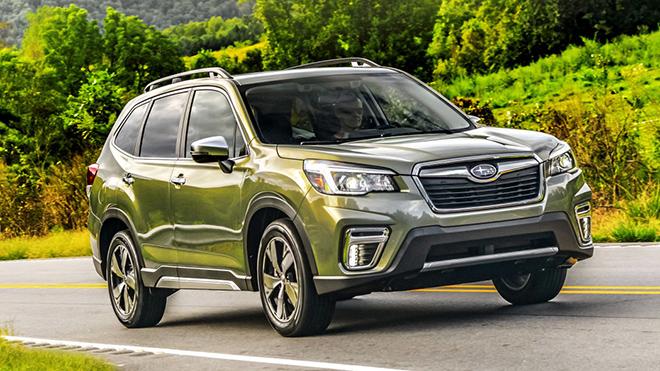 Đánh giá Subaru Forester 2022 – Chọn Forester hay Mazda CX-5, Honda CR-V ?