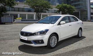 Đánh giá xe Suzuki Ciaz 2022 – Cải tiến trang bị an toàn, tiện nghi, giá bán tăng nhẹ