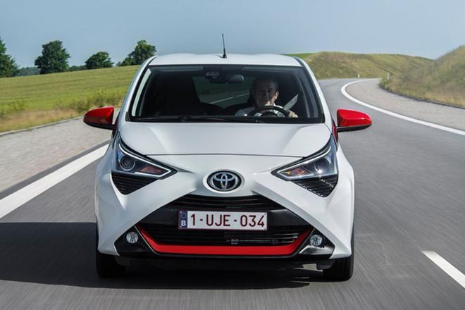Đánh giá nhanh Toyota Aygo 2022 – Mẫu xe dành cho dân chơi
