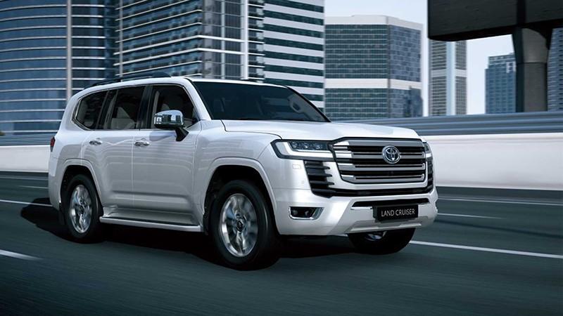 Toyota Land Cruiser 2022 chính thức ra mắt toàn cầu