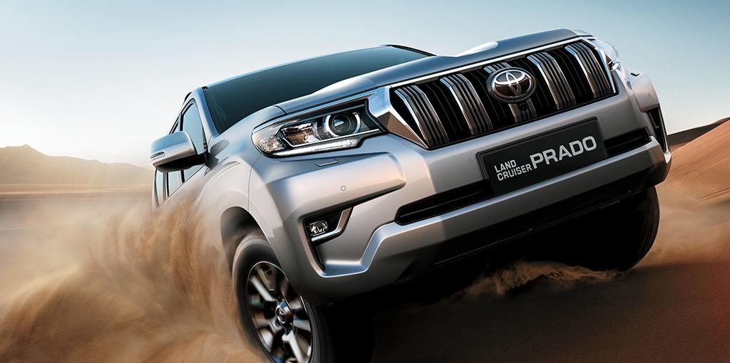 Đánh giá Toyota Land Cruiser Prado 2022 – Bản nâng cấp về trang bị, động cơ