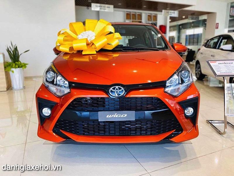 Đánh giá chi tiết Toyota Wigo 2022 - Không có nhiều thay đổi