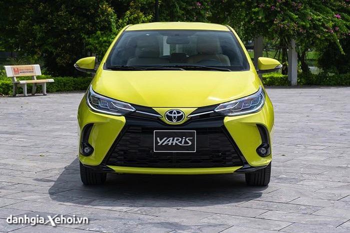 Đánh giá xe Toyota Yaris 2022 – Hatchback phù hợp với phái đẹp