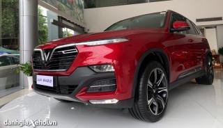 SUV 7 chỗ giá 1,3 - 1,5 tỷ: Chọn Mazda CX-8, Hyundai SantaFe, Kia Sorento hay Vinfast Lux SA2.0