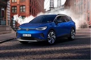 Chi tiết Volkswagen ID.4 2022 – Mẫu xe điện đầu tiên của Volkswagen