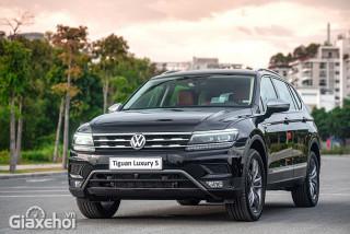 Đánh giá xe Volkswagen Tiguan 2022 - Thách thức mọi đối thủ phân khúc SUV
