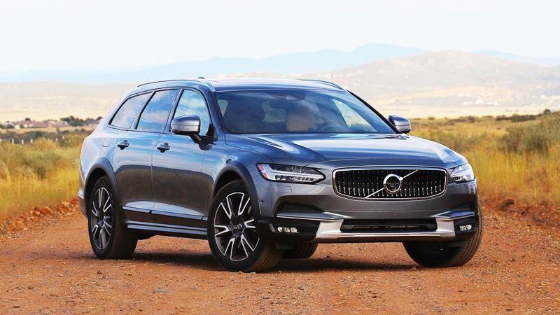 Đánh giá xe Volvo V90 Cross Country 2022 – mẫu xe Wagon sang trọng nhất, hiện đại nhất
