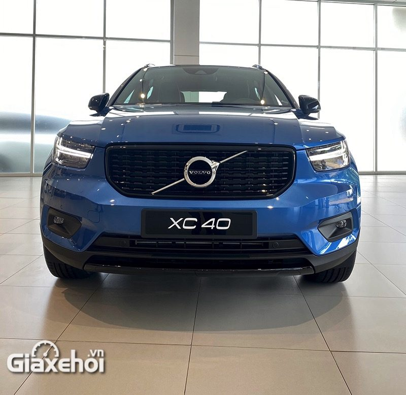 Đánh giá xe Volvo XC40 2022 - Đối thủ đáng gờm của Mercedes-Benz GLA