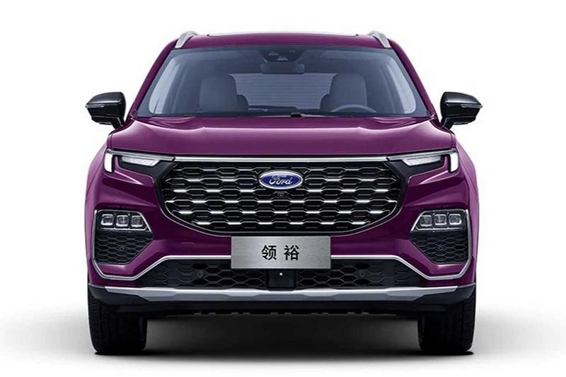 Ford Equator 2022 ra mắt, sở hữu nội thất như xe sang