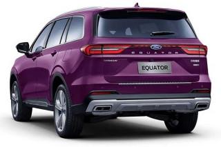 Hình ảnh xe Ford Equator 2022